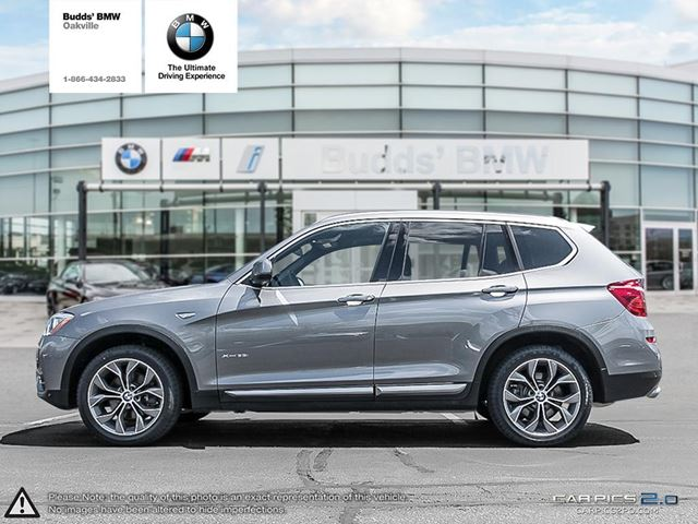 2015 bmw x3 xdrive35i oakville ontario car for sale 2777864. Black Bedroom Furniture Sets. Home Design Ideas