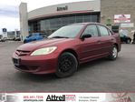 2005 Honda Civic            in Brampton, Ontario