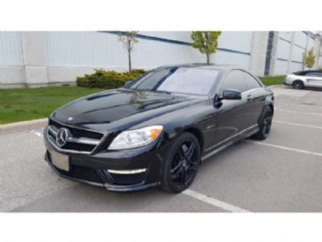 2012 Mercedes-Benz CL-Class 2dr Cpe CL63 AMG ~ Employee Pricing in Mississauga, Ontario