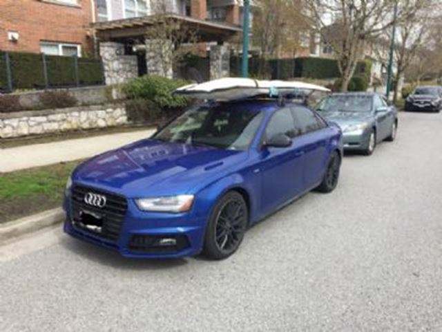 2015 Audi A4 S line Technik Plus in Mississauga, Ontario