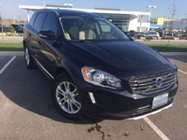 2015 Volvo XC60 XC60 T5 AWD in Mississauga, Ontario