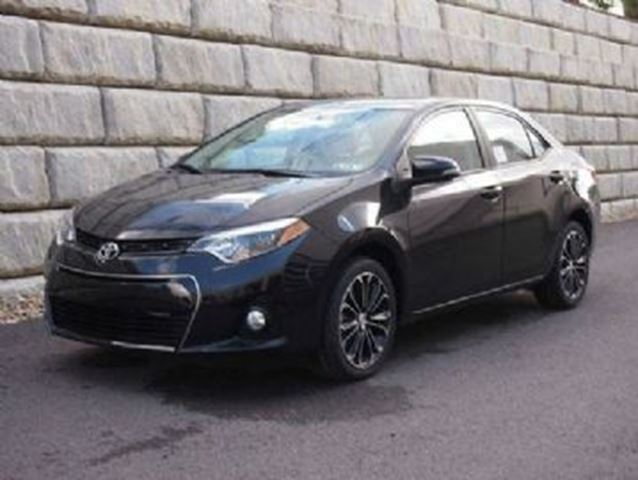 2014 Toyota Corolla Sport ~ LOW KMs in Mississauga, Ontario
