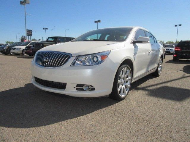 2013 Buick LaCrosse Ultra Luxury in Lloydminster, Alberta