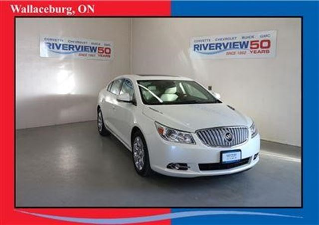 2010 Buick LaCrosse CXS in Wallaceburg, Ontario