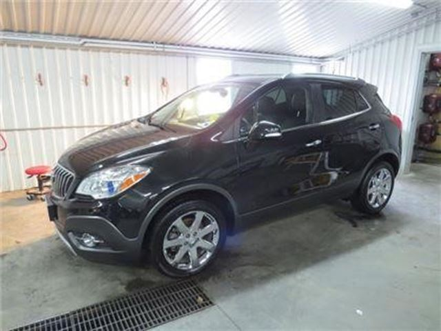 2014 BUICK ENCORE Leather in Tracadie-Sheila, New Brunswick