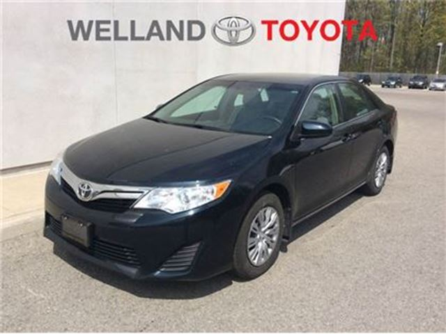 2014 Toyota Camry LE in Welland, Ontario