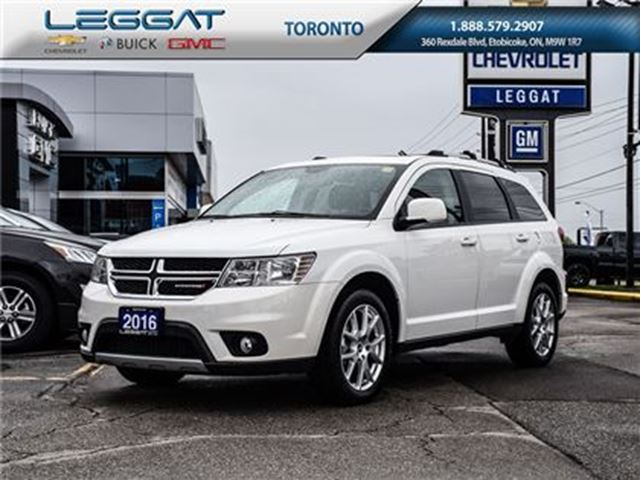 2016 Dodge Journey SXT/Limited in Rexdale, Ontario