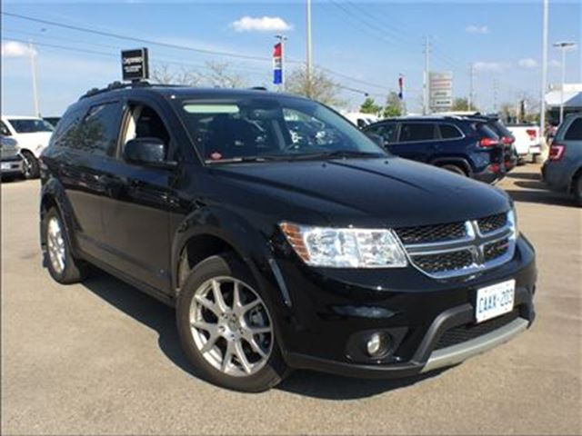 2017 Dodge Journey *SXT*DEMO WITH ONLY 1001 KMS ON THE CLOCK* in Mississauga, Ontario