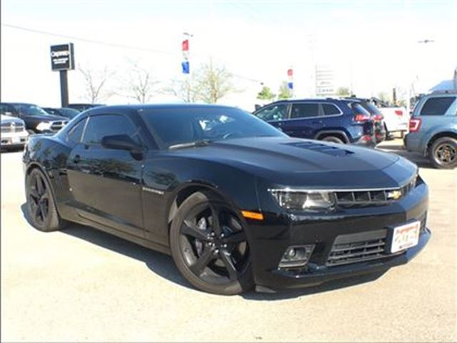 2015 CHEVROLET CAMARO SS 2SS**NAVIGATION**POWER SUNROOF** in Mississauga, Ontario