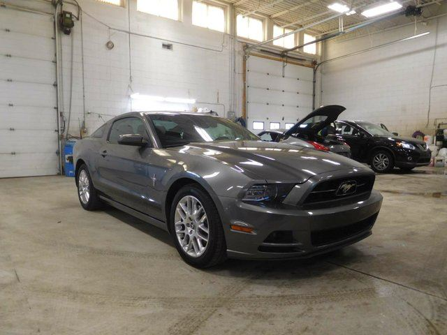 2014 Ford Mustang V6 2dr Coupe in Calgary, Alberta