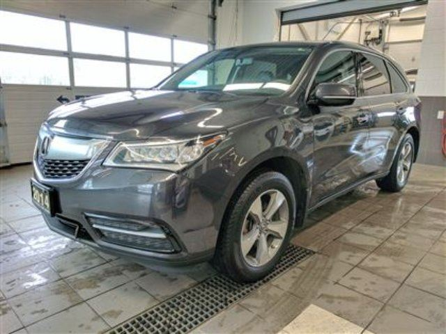 2014 ACURA MDX AWD - Leather - Sunroof - MINT in Thunder Bay, Ontario