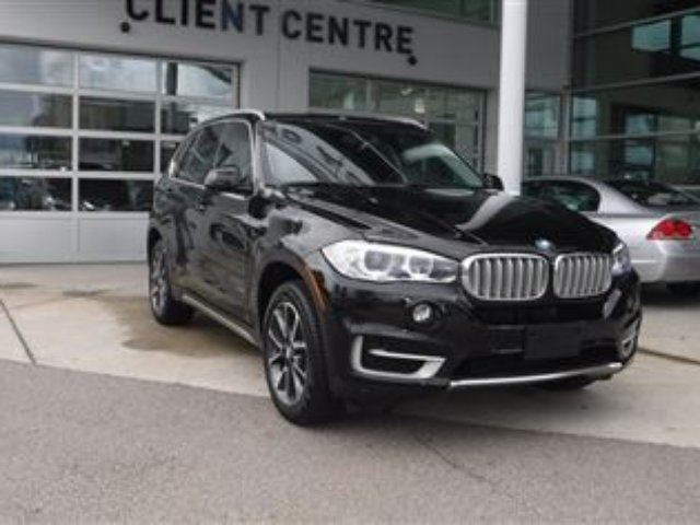 2015 BMW X5 Technology in Coquitlam, British Columbia