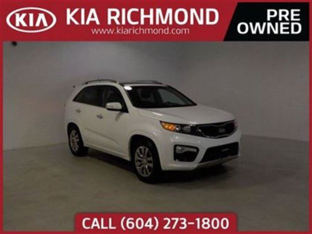 2011 KIA SORENTO SX in Richmond, British Columbia