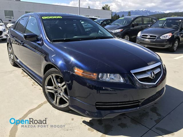 2005 ACURA TL A/T A-Spec Local Bluetooth Leather Sunroof Crui in Port Moody, British Columbia