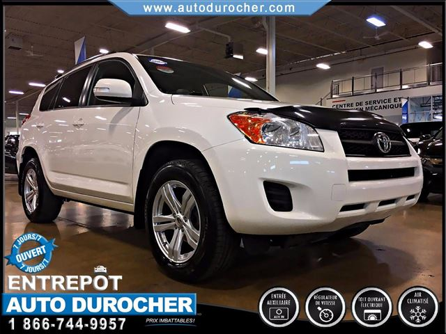 2012 Toyota RAV4 4X4 - JANTES - TOIT OUVRANT in Laval, Quebec