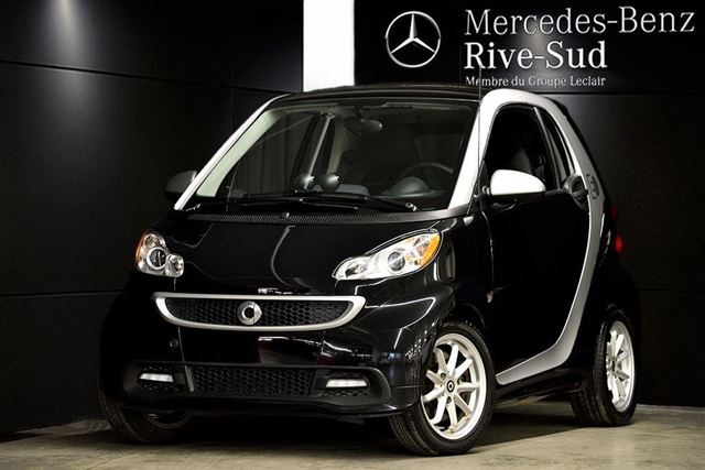 2016 SMART FORTWO ELECTRIC DRIVE Passion in Longueuil, Quebec