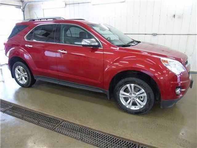 2012 CHEVROLET EQUINOX 2LT in Killarney, Manitoba