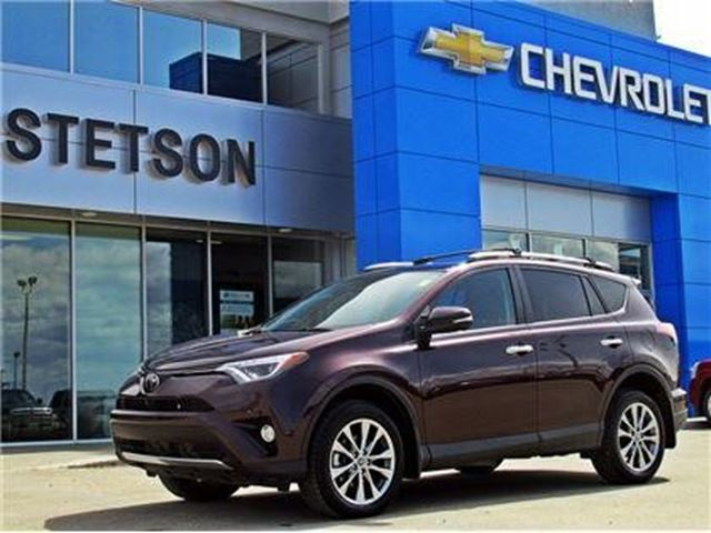 2016 Toyota RAV4 Limited in Drayton Valley, Alberta