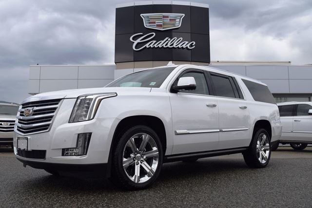 2016 CADILLAC ESCALADE ESV Platinum in Kelowna, British Columbia