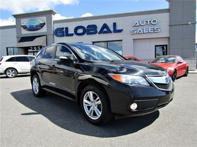 2015 ACURA RDX 6-Spd AT AWD w/ Technology Package in Ottawa, Ontario