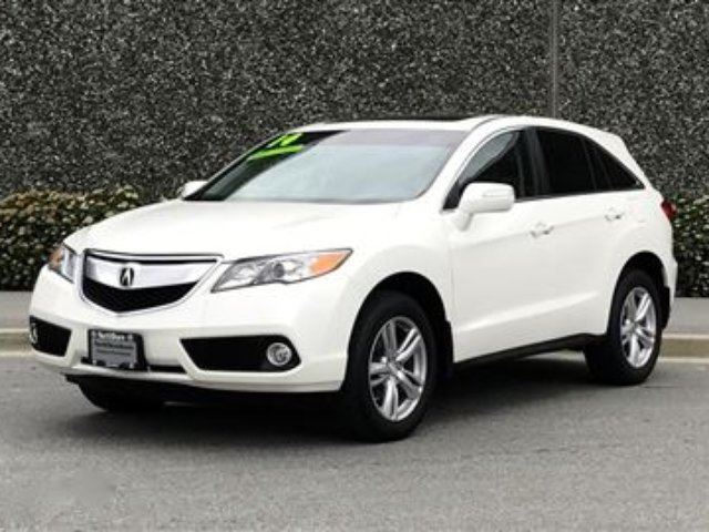 2014 Acura RDX Tech at Navgation & LOW KMS in North Vancouver, British Columbia