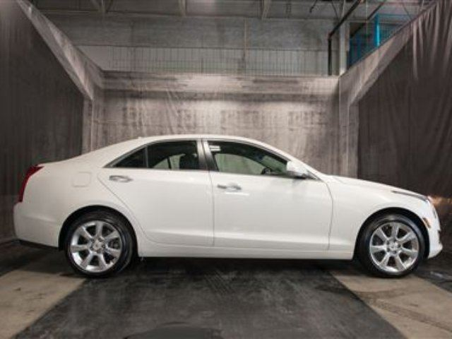 2013 Cadillac ATS TURBO w/ AWD / LEATHER / SUNROOF in Calgary, Alberta