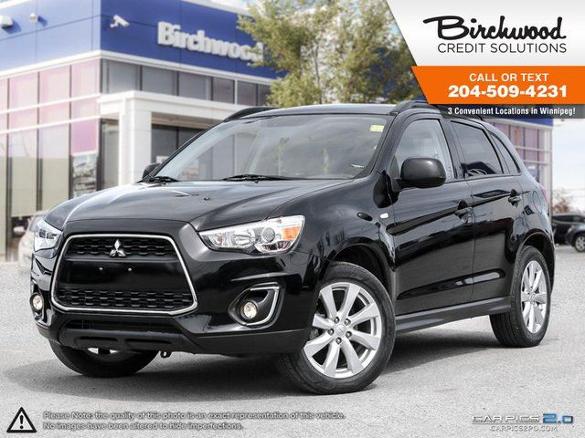 2014 MITSUBISHI RVR GT AWD *Sunroof W/ Remote Start in Winnipeg, Manitoba