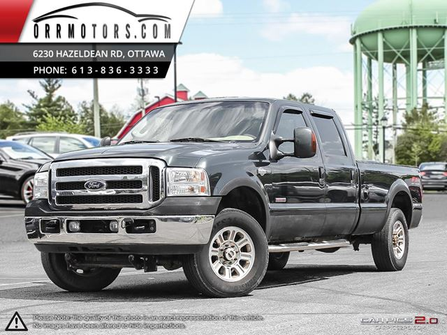 2006 Ford F-250 King Ranch Crew Cab 4WD in Stittsville, Ontario