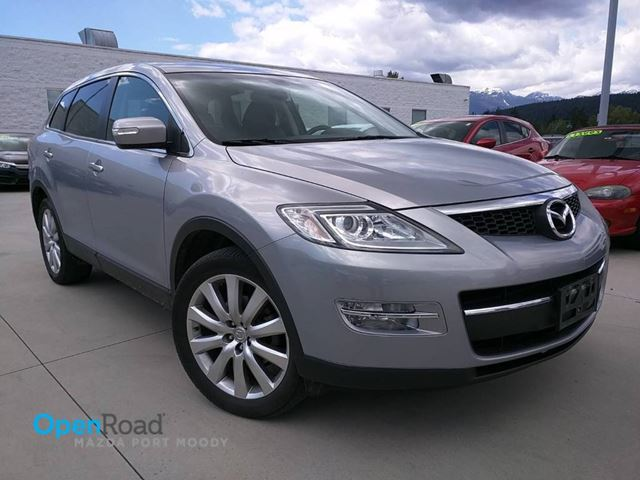 used 2008 mazda cx 9 v6 cy gs a t awd no accident local bluetooth navi rea port moody. Black Bedroom Furniture Sets. Home Design Ideas