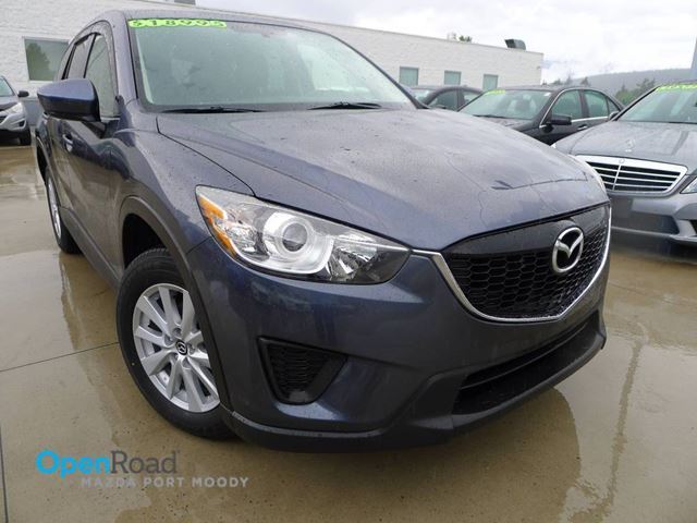 2013 MAZDA CX-5 GX A/T Local Blueetooth Crusie Control TCS ABS  in Port Moody, British Columbia
