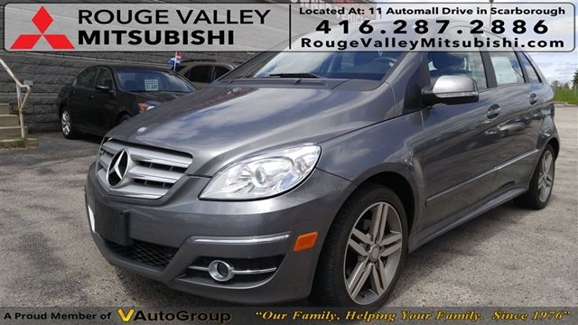 2011 MERCEDES-BENZ B-CLASS B200 Turbo !! NO ACCIDENT!!! in Scarborough, Ontario