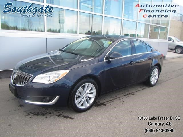 2016 BUICK REGAL           in Calgary, Alberta