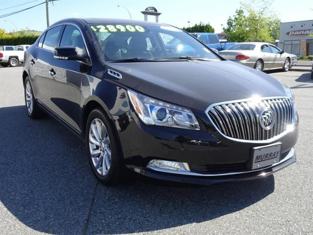 2016 BUICK LACROSSE Leather in Abbotsford, British Columbia