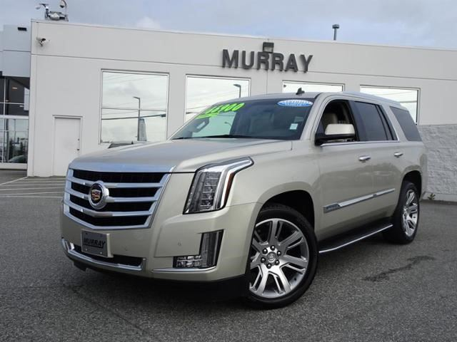 2015 CADILLAC ESCALADE Luxury in Abbotsford, British Columbia