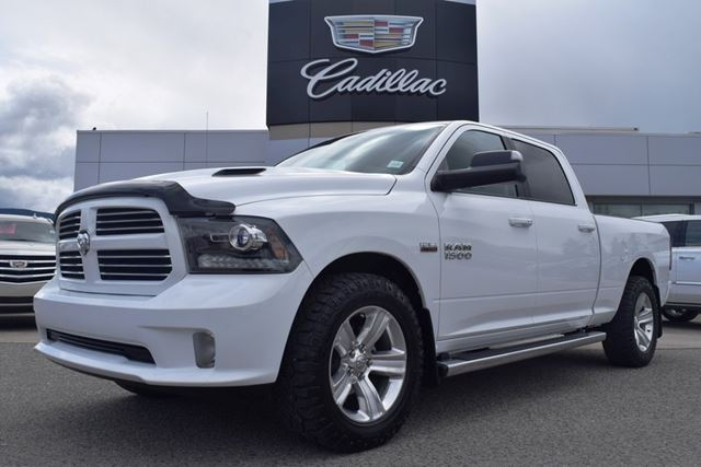 2016 DODGE RAM 1500 Sport in Kelowna, British Columbia