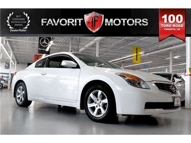 2009 Nissan Altima 2.5 S Coupe   LTHR   MOONROOF   HEATED SEATS in Toronto, Ontario
