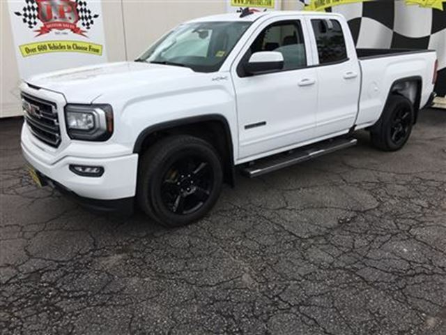 2016 GMC SIERRA 1500 Elevation Edition, Crew Cab, 4*4 in Burlington, Ontario