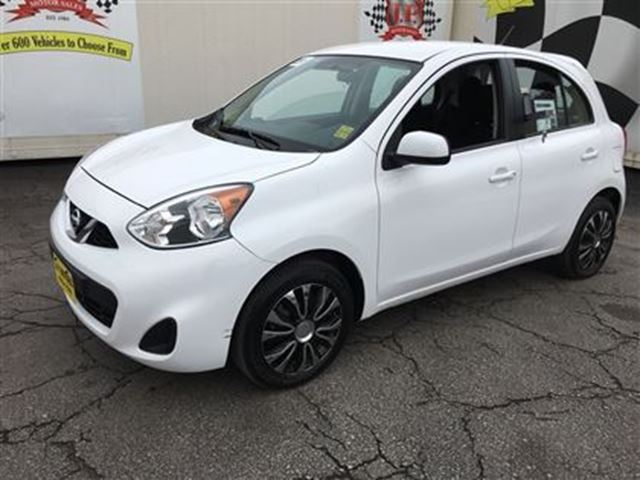 2015 Nissan Micra SV, Automatic, Only 28, 000km in Burlington, Ontario