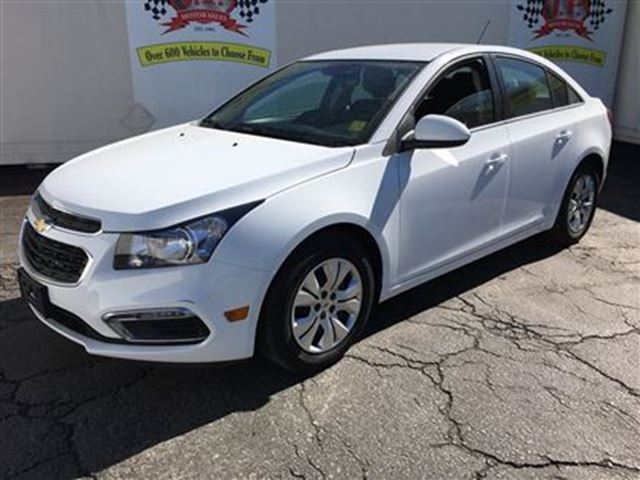 2015 CHEVROLET CRUZE 1LT, Automatic,  Only 45,000km in Burlington, Ontario