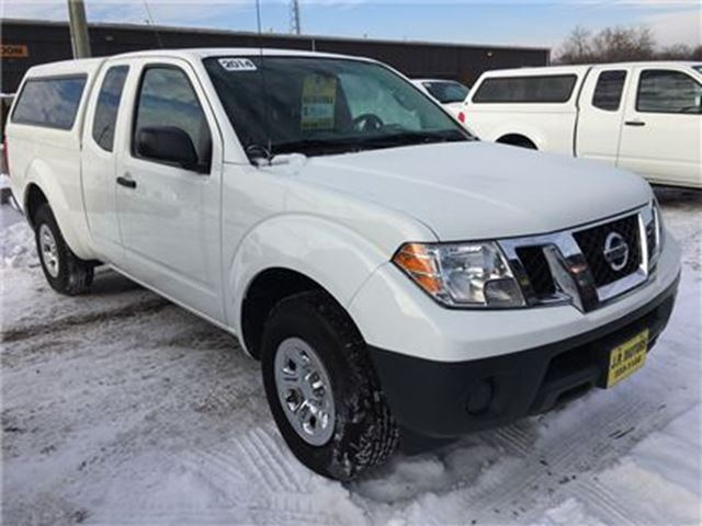 used 2014 nissan frontier s automatic steering. Black Bedroom Furniture Sets. Home Design Ideas