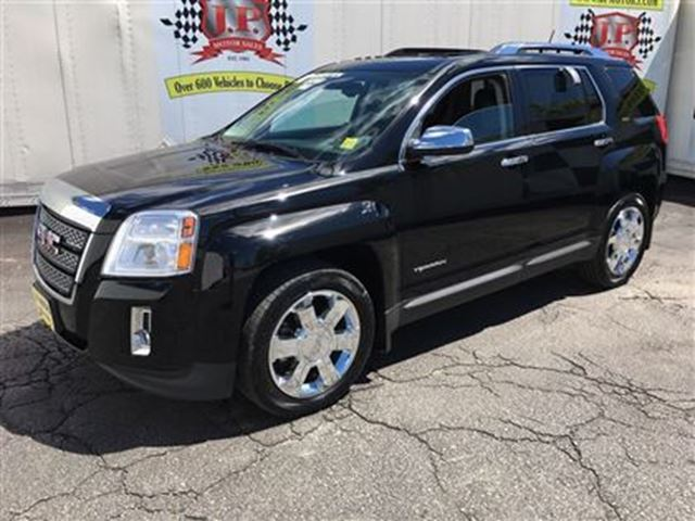 2014 GMC TERRAIN SLT, Automatic, Sunroof, AWD, Only 24,000km in Burlington, Ontario