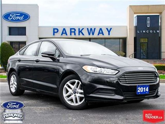 2014 FORD FUSION SE FWD  SIRIUS  BACKUP CAM in Waterloo, Ontario