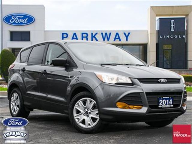 2014 Ford Escape S FWD  LOW KM in Waterloo, Ontario