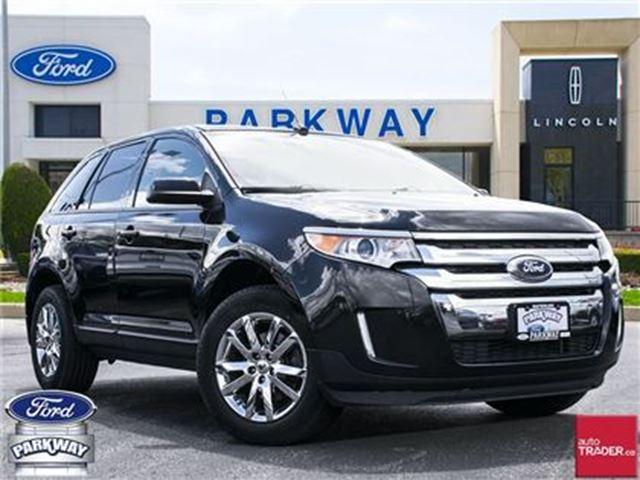 2014 Ford Edge SEL AWD  LEATHER  SUNROOF  GPS  BLUETOOTH in Waterloo, Ontario