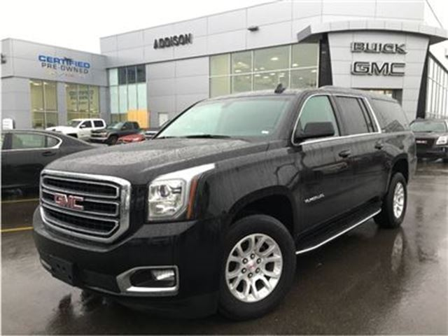 2016 GMC YUKON XL SLE 8 pass leather heated seats in Mississauga, Ontario