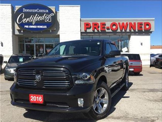 New And Used Dodge Ram 1500 Cars For Sale In Toronto
