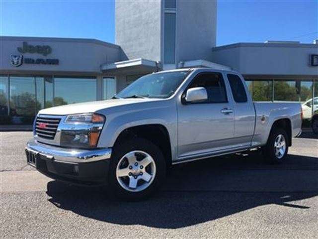 2012 GMC Canyon SLT ONE OWNER!!!! in Simcoe, Ontario