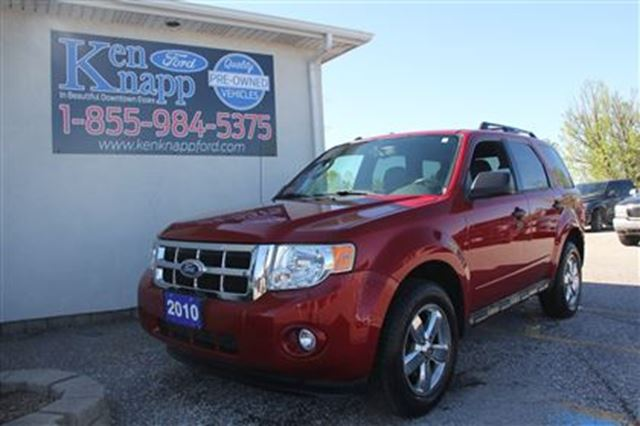 2010 Ford Escape XLT Automatic 2.5L in Essex, Ontario