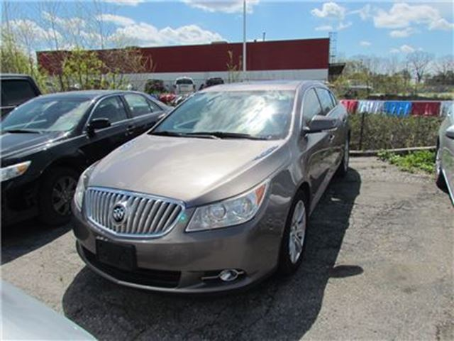 2011 BUICK LACROSSE CXL   LEATHER   SUNROOF   MUST SEE in London, Ontario