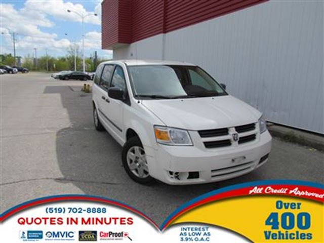2010 Dodge Grand Caravan SE   SUMMER ROAD TRIP READY   MUST SEE in London, Ontario